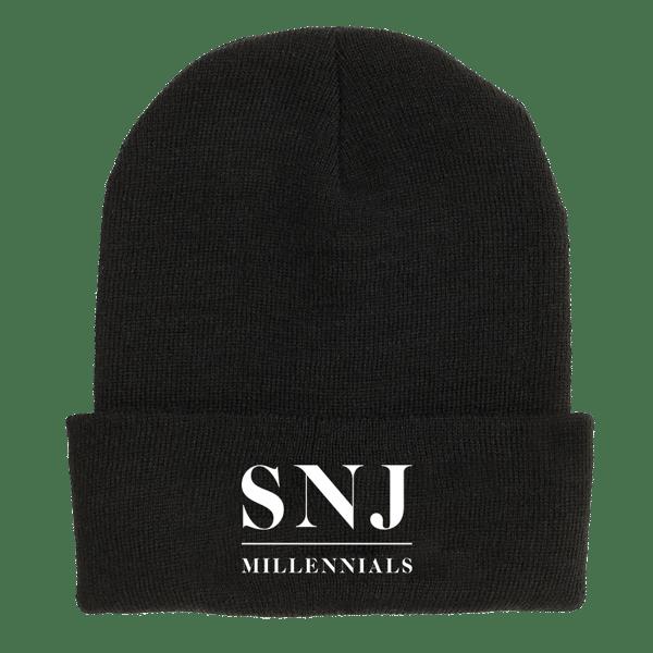 Image of SNJ Millennials Beanie