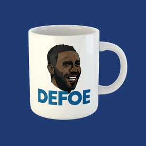 Image of Going for 55? Defoe! mug