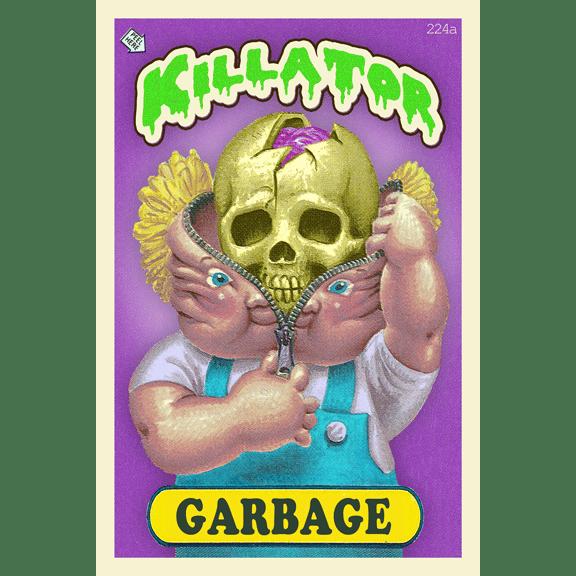Image of Various Killator Posters