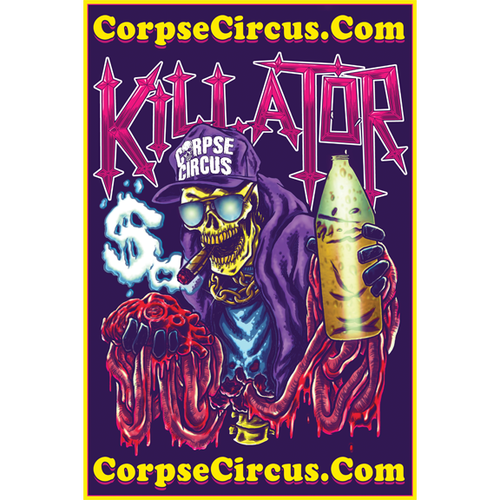 Image of Various Corpse Circus Posters (more)