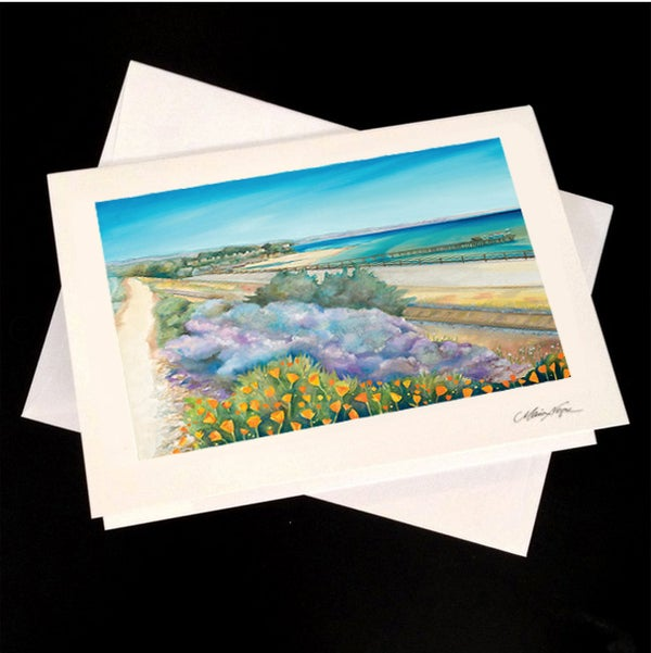 Image of Capitola Pathway 5-Pack Greeting Card Set