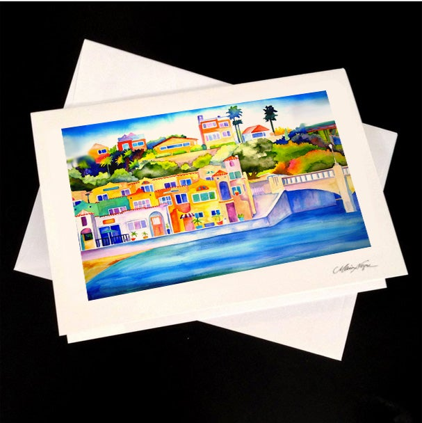 Image of Venetians 5-Pack Greeting Card Set