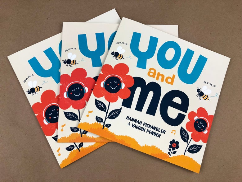 "Image of ""You & Me"" Picture Book"