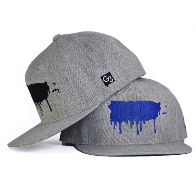 "Image of G3™ ""Island Dripping"" Snapbacks"