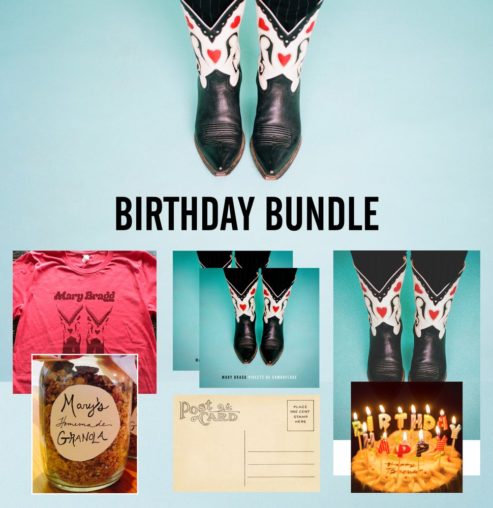 "Image of Birthday Bundle [Right Track Bundle plus ""Happy Birthday"" recording]"
