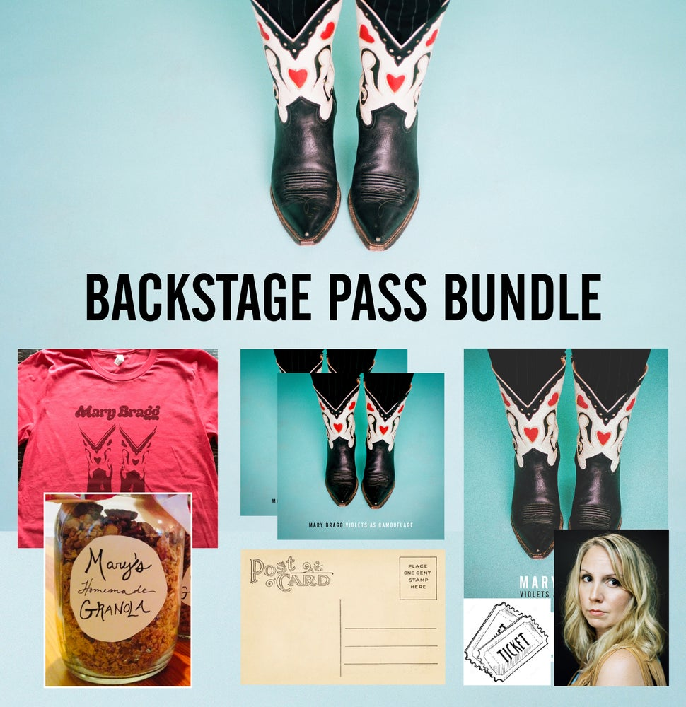 Image of Backstage Pass Bundle [Right Track Bundle + Show Tickets + Meet and Greet on Tour]