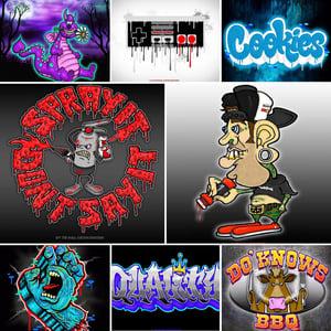 Image of *Custom logo/Design/Caricature