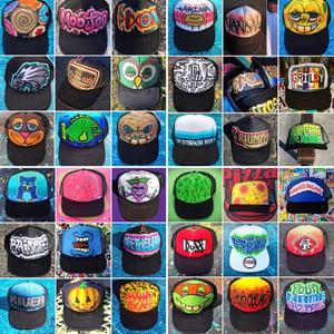 Image of *Custom trucker hats