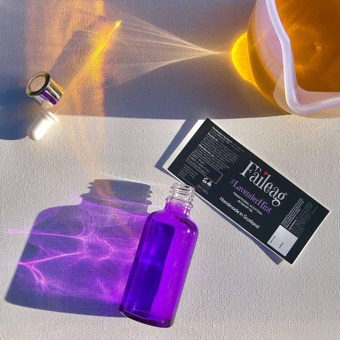 Image of Fàileag RoseHipOil - Lavender Hint