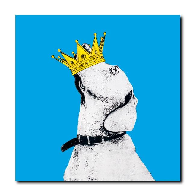 Image of Dolk | Crown (Blue)