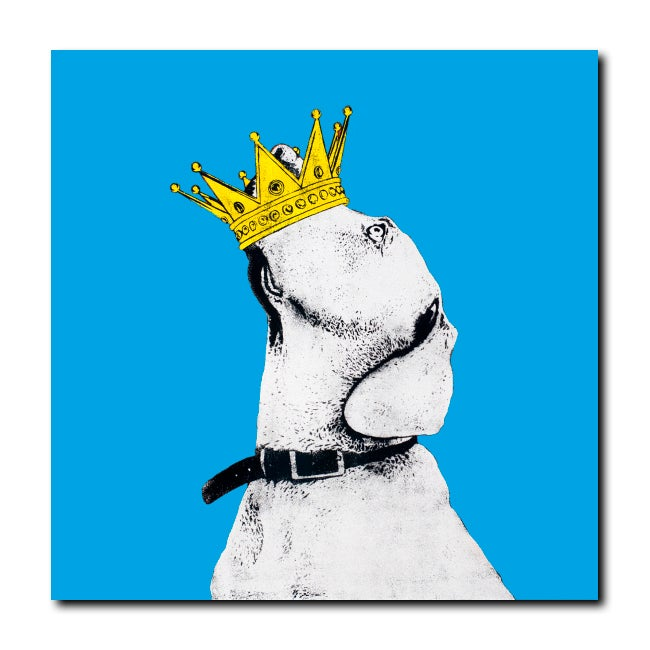 Image of Dolk | Crown (Blue)