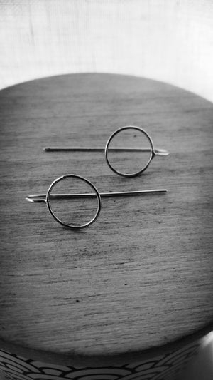 Image of Boucles d'oreilles Graphiques