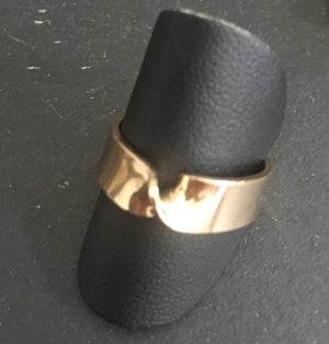 Image of Bague Twist / Twist Ring