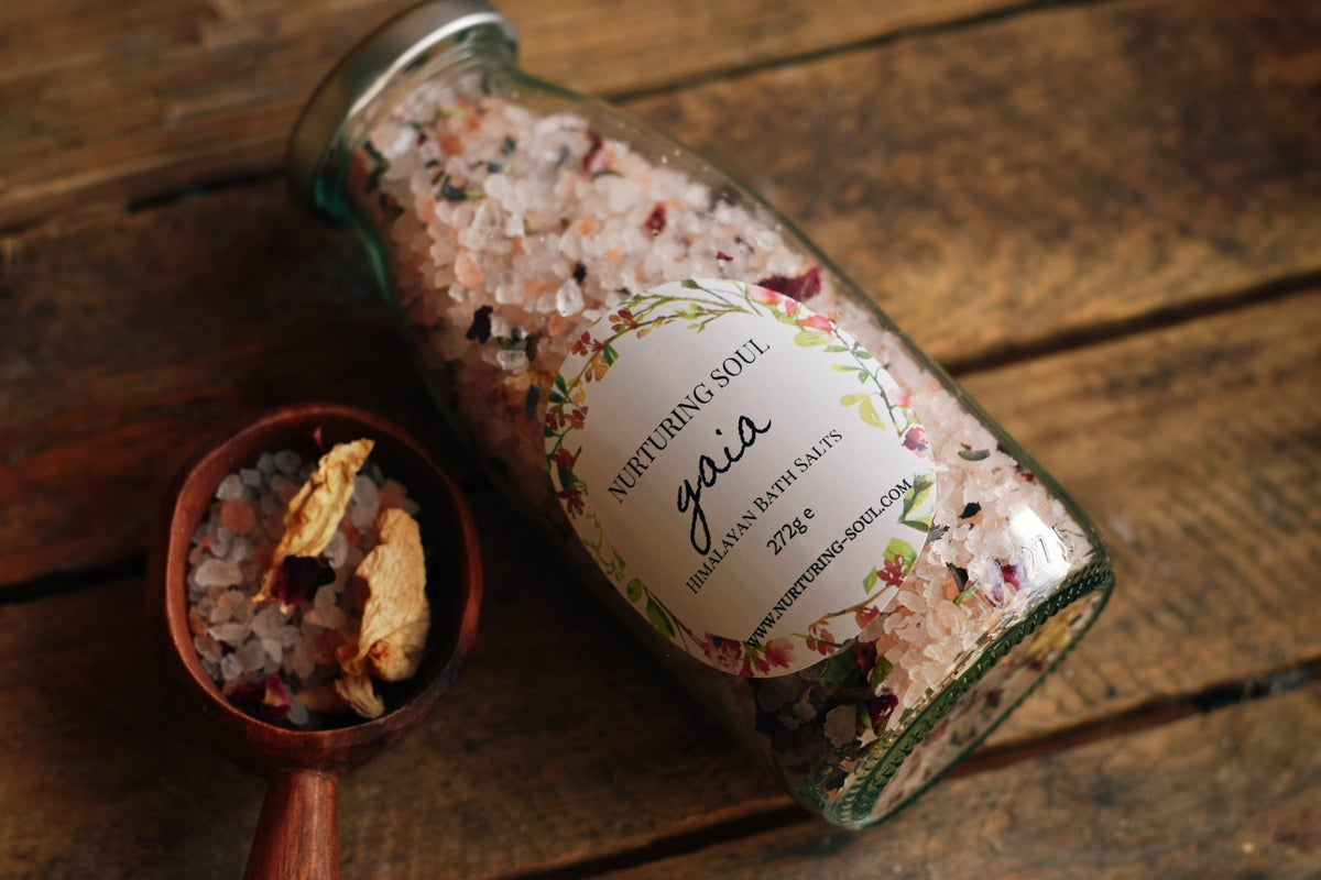 Image of Gaia Himalayan Bath Salts