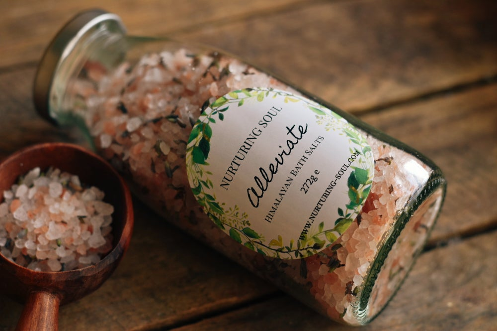 Image of Himalayan Bath Salts - Alleviate