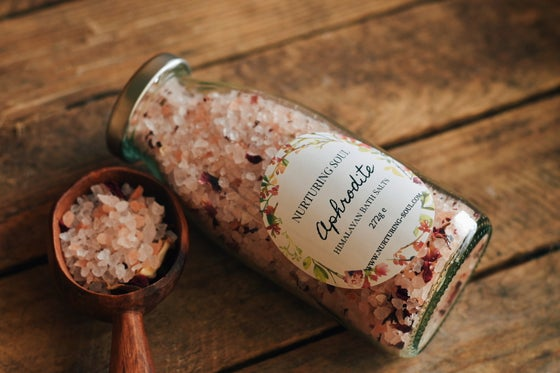 Image of Himalayan Botanical Bath Salts - Aphrodite
