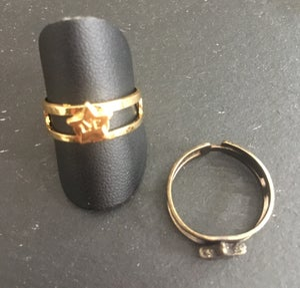 Image of Bague Wonder Woman / Wonder Woman Ring