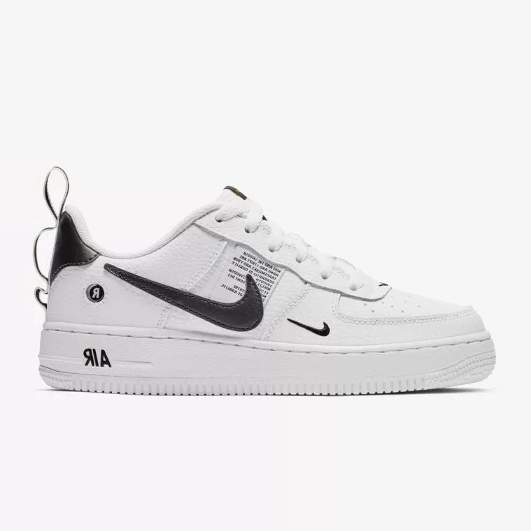 Image of Nike Air Force 1 Utility White (Grade School / Juniors)