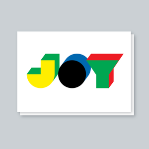 Image of JOY card