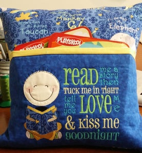 Image of Reading Pocket Pillows