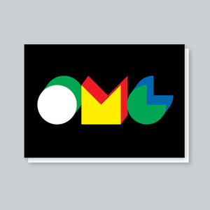 Image of OMG card