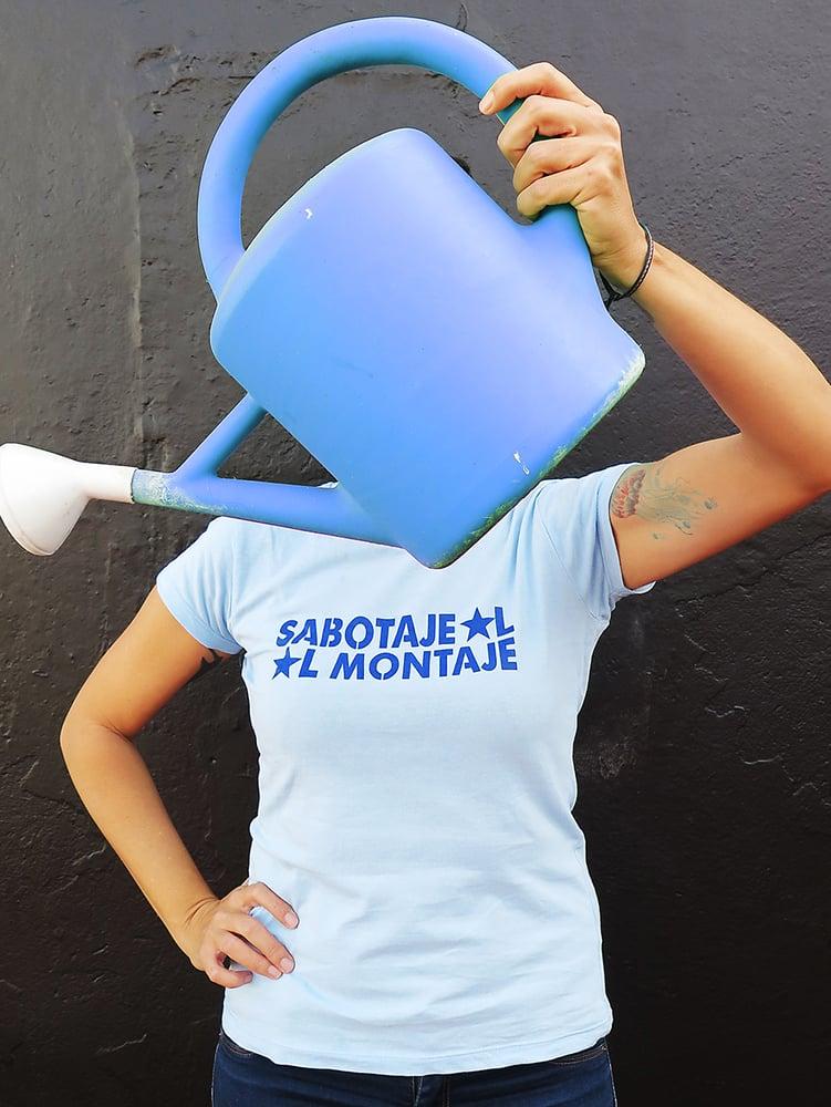 Image of Logo Azul - Celeste / Mujer