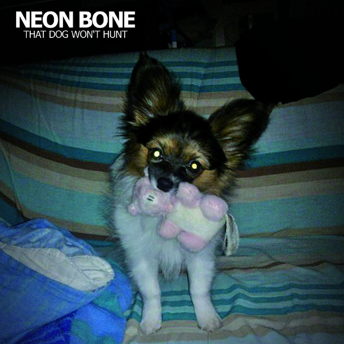 "Image of NEON BONE - THAT DOG WON'T HUNT (12"")"