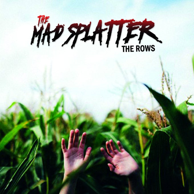 "Image of MAD SPLATTER - THE ROWS (12"")"