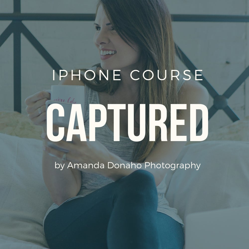 Image of CAPTURED:  iPhone Photography E-Course