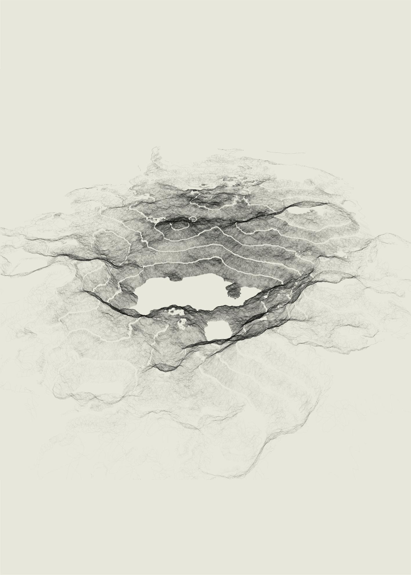 Image of Curvescape I