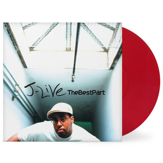 Image of The Best Part (Signed) 2xLP Red Vinyl