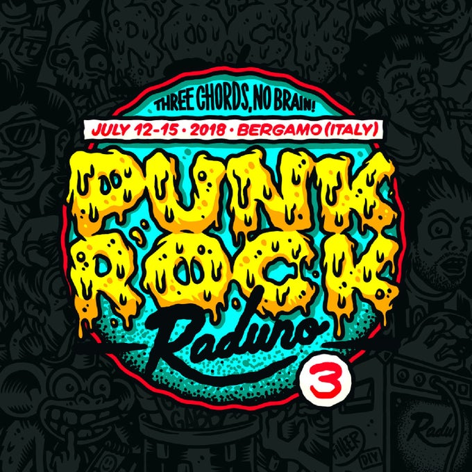 "Image of PUNK ROCK RADUNO VOL. 3 (12"")"