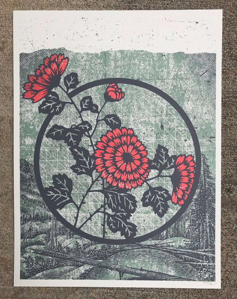 Image of Flower Power Print