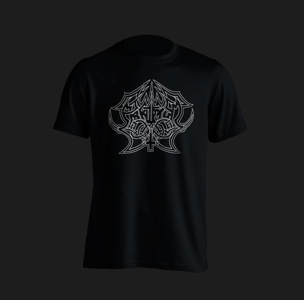Image of Abruptum - The Audial Essence of Pure Black Evil Black T-shirt