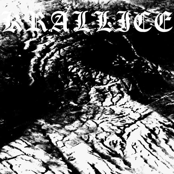 Image of Krallice - To Be Forgotten LP