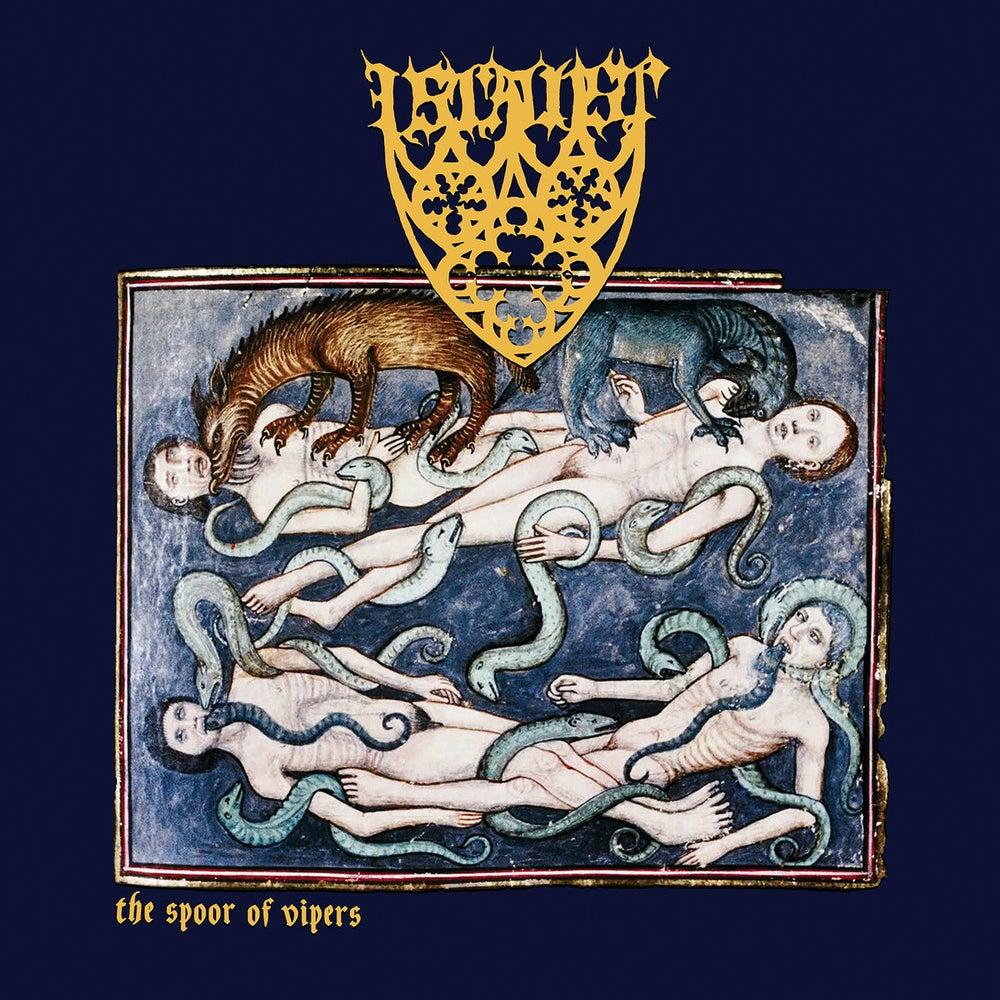 Image of Ustalost - The Spoor Of Vipers LP