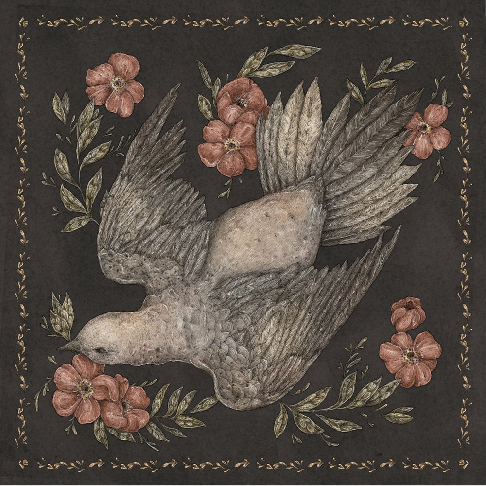 Image of Dove Print