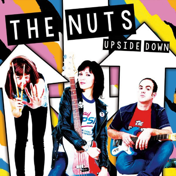 "Image of THE NUTS - UPSIDE DOWN (12"")"