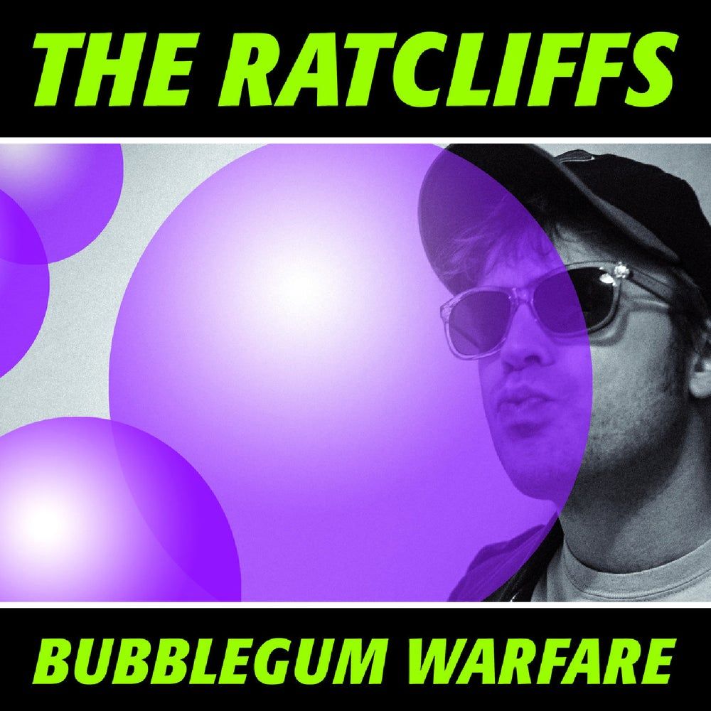 "Image of The Ratcliffs - Bubblegum Warfare (12"")"