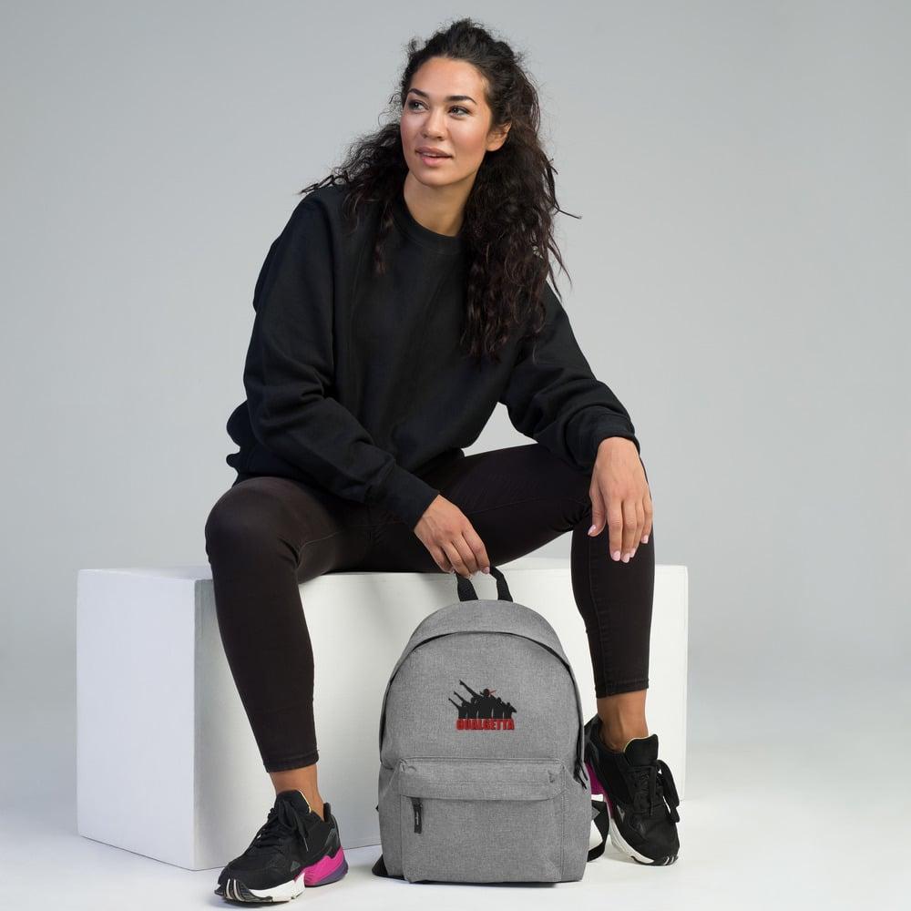 Image of GOALGETTA  Backpack