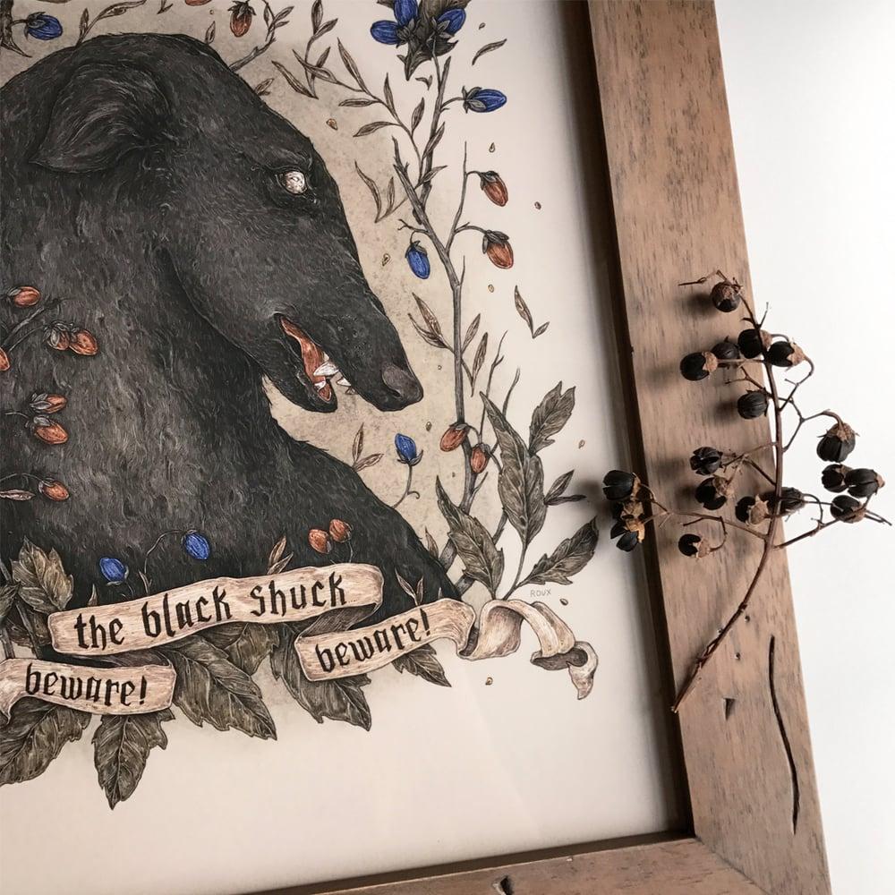 Image of Beware, the Black Shuck