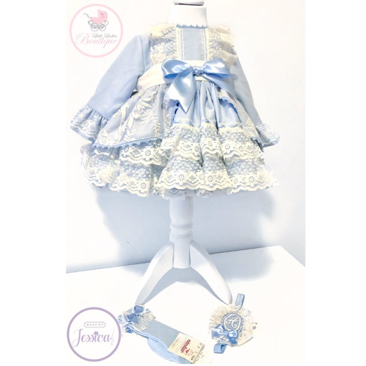 Image of Sonata- Aurora Puffball dress