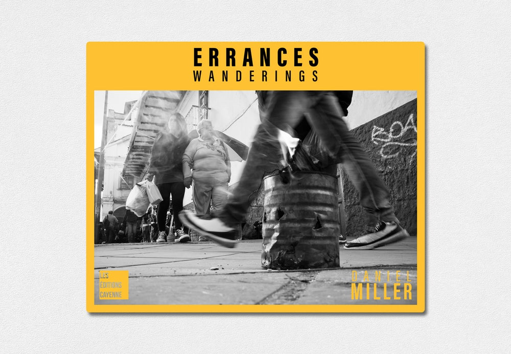 Image of Errances - Wanderings