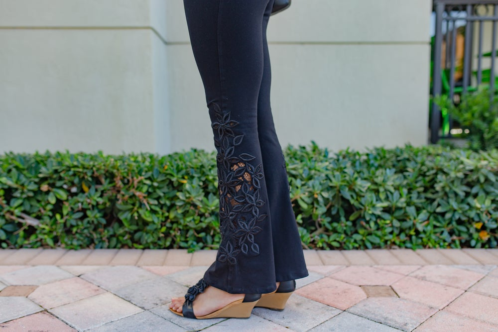 Image of Black Ballerina FW6022Bal