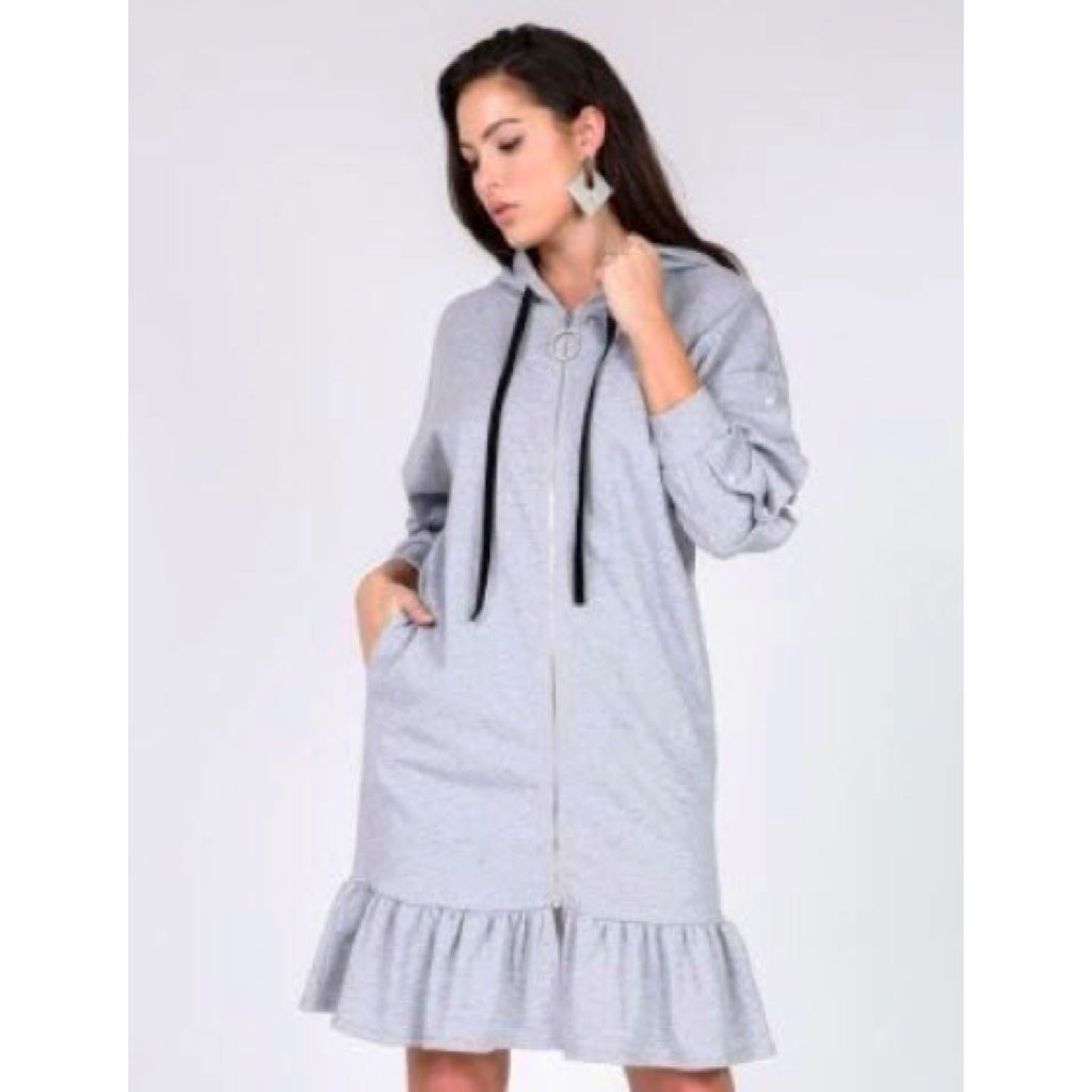 Image of Kelsey Pearl Sleeve Dress
