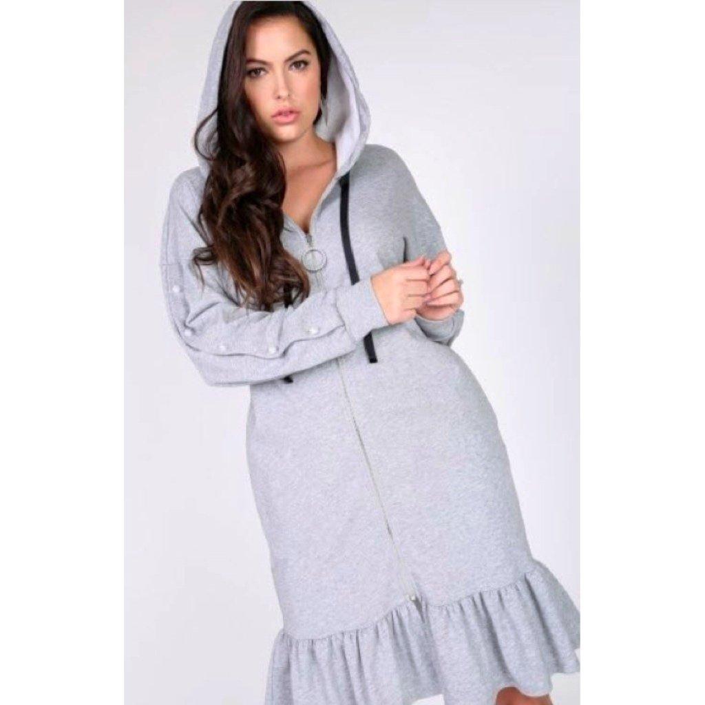 Image of Kelsey Pearl Sleeve Dress