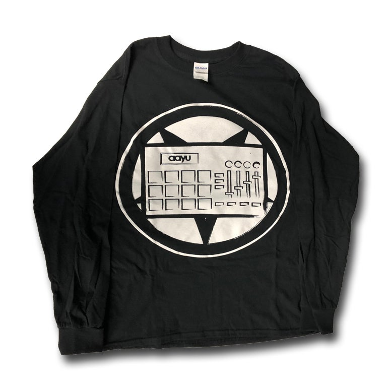 Image of Black Long Sleeve Shirt