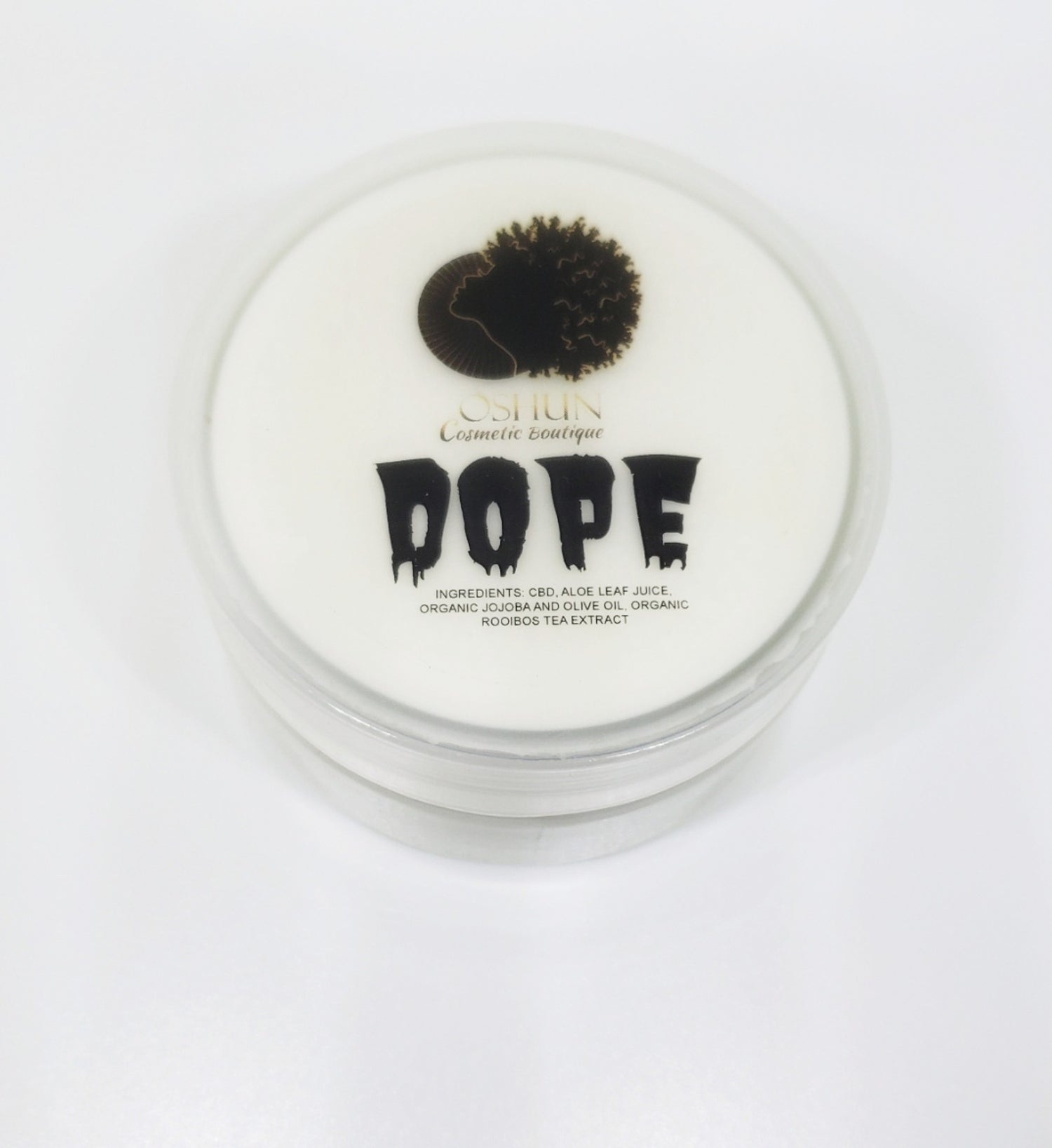 Image of DOPE face moisturizer
