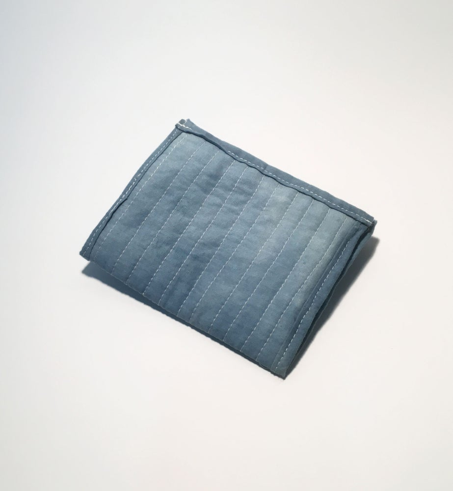 Image of High Tide Indigo Wallet