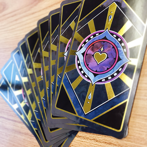 Image of The Arcana Tarot Deck